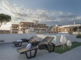 Acca residence, apartment in Terracina