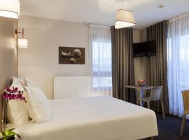 Comfort Suites Porte de Genève, apartment in Annemasse