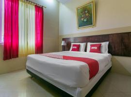 OYO 3366 Ersha Hotel, hotel near Syamsudin Noor International Airport - BDJ, Banjarmasin