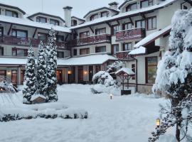 Хотел Евелина Палас , хотел близо до Добърско, Банско