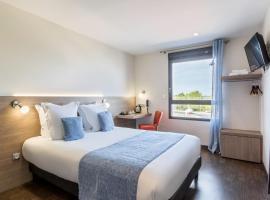Sure Hotel by Best Western Reims Nord, hôtel à Saint-Brice-Courcelles