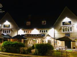 The Old Elm Inn, hotel near Kingsholm Stadium, Churchdown
