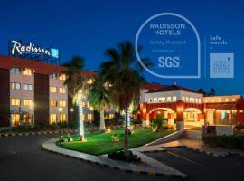 Radisson Blu Hotel, Yanbu, hotel em Iambo