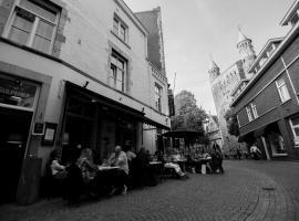 Le Virage bistro en hotel, hotel in Maastricht