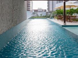 Flat Mondial, apartment in Salvador