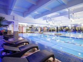 Crocuss Fitness Spa, hotel in Moscow