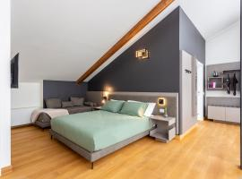 Habitat Guest House, hotel near MUSE, Trento