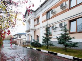Akvamarin, hotel in Podrezovo