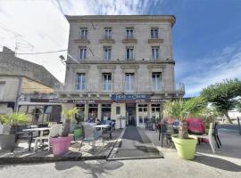 Hôtel du Centre, hotel in Saintes