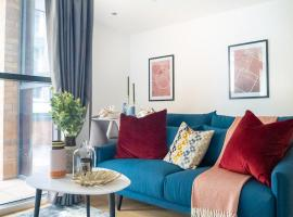 Contemporary Apartments, WEMBLEY - SK, hotel in London