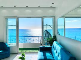 Sea view - Promenade des Anglais, apartment in Nice