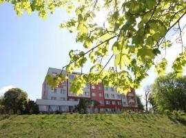 Na Skarpie – hotel w Olsztynie