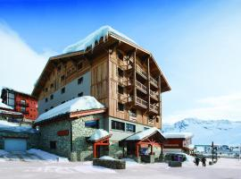 Chalet Hotel Aiguille Percée, hotel in Tignes