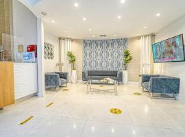 Deluxe apartments at the Congress, apart-hotel em Miami Beach