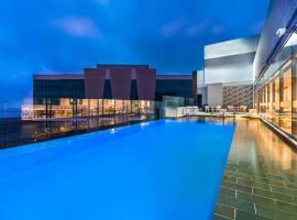 Holiday Inn Express - Barranquilla Buenavista, an IHG hotel, отель в городе Барранкилья