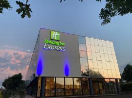 Holiday Inn Express - Arcachon - La Teste, an IHG Hotel、ラ・テスト・ド・ビュシュのホテル