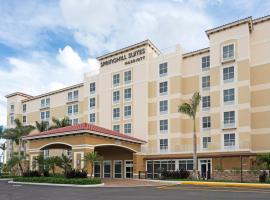 SpringHill Suites by Marriott Fort Lauderdale Miramar, hotel in Miramar