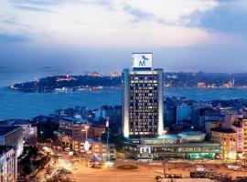 The Marmara Taksim, отель в Стамбуле