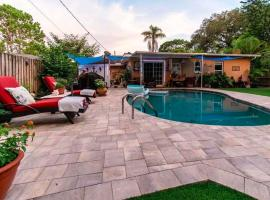 Appartement in Villa Escapade Clearwater, vacation rental in Clearwater