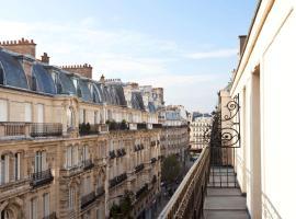 Best Western Premier Kapital Opéra, hotel in Paris