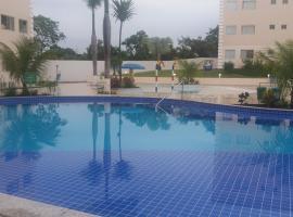 Encontro das Águas Thermas Resort, hotel near Ipes Square, Caldas Novas