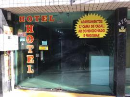 HOTEL BEL CENTRO, hotel em Belém