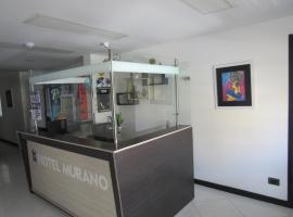 Hotel Murano Medellín, hotel en Medellín