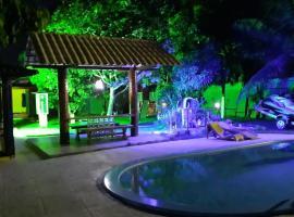 Chácara CANTO DOS CONTOS FRANCÊS, holiday home in Marechal Deodoro