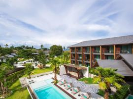 The Canale Samui Resort, hotel in Chaweng