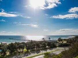 Champagne Stays Apartment, hotel in Frankston
