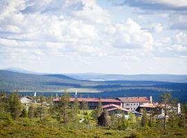 Lapland Hotels Pallas, hotelli Pallastunturilla