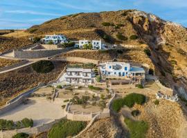 Psaravolada Hotel Milos, hotel near Papafragas Beach, Agia Kiriaki Beach
