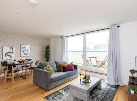 homely – Central London Luxury Apartments Camden, hotel in London