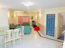 Royal House, apartment in Islamabad