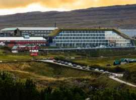 Hilton Garden Inn Faroe Islands, hotel i Thorshavn