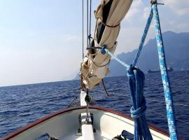 Sirdrake, boat in Salerno