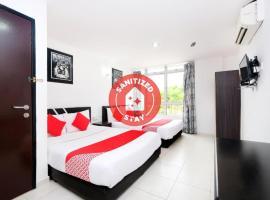 OYO 711 Tawaquf Inn, hotel in Kuala Terengganu