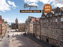 Spacious Royal Mile 2 BR-1BA, Castle in 2 min - Great views! by Bonjour Residences Edinburgh, pet-friendly hotel in Edinburgh