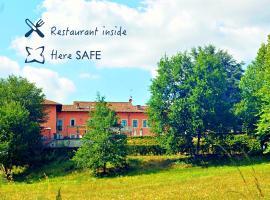 Hotel La Fertè, hotell i Asti