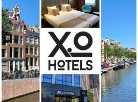 XO Hotels Couture, hotel in Amsterdam