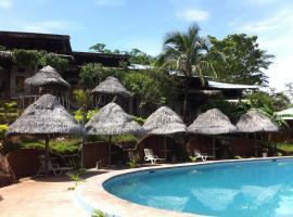 Madera Labrada Lodge Ecologico, lodge in Tarapoto