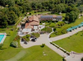 Relais Rossar, golf hotel in Costermano