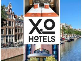 XO Hotels Park West, hotel in Amsterdam