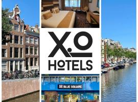 XO Hotels Blue Square, hotel dicht bij: station Amsterdam Sloterdijk, Amsterdam