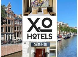 XO Hotel Inner, hotel near Rijksmuseum, Amsterdam