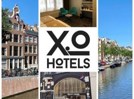 XO Hotels City Centre, hotel in Amsterdam
