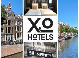 XO Hotels Infinity, hotel dicht bij: station Amsterdam Sloterdijk, Amsterdam