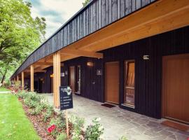 ClamLive Lodge, Hotel in Klam