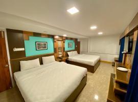 Ganga's Sri Balaji Cottage, room in Ooty
