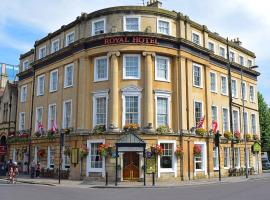 Royal Hotel, hotel near The Jane Austen Centre, Bath